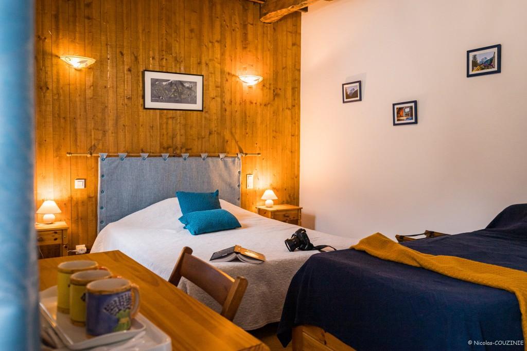La chambre bleue, nouveau décor !