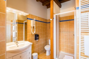 Salle de bain de la chambre Madras